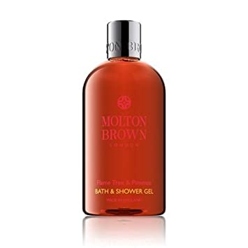DrogerieMarkt24 - DrogerieMarkt24 MOLTON BROWN Pimento Body Wash & Shower Gel - Burgerstein