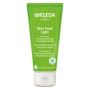 DrogerieMarkt24 - DrogerieMarkt24 WELEDA Skin Food Light Tube 75 ml - Burgerstein