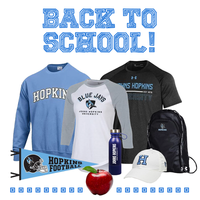 Johns Hopkins Official Athletics Store | Blue Jays