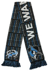 We Want More Knit Lacrosse Scarf