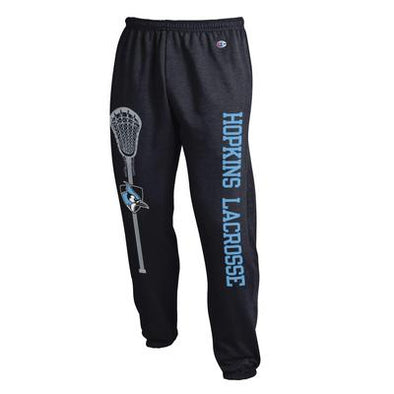 Hopkins Lacrosse Fleece Sweatpants