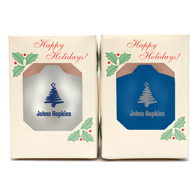 Shatterproof Ornament 2 Pack