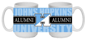 Alumni Ceramic Mug 15 oz