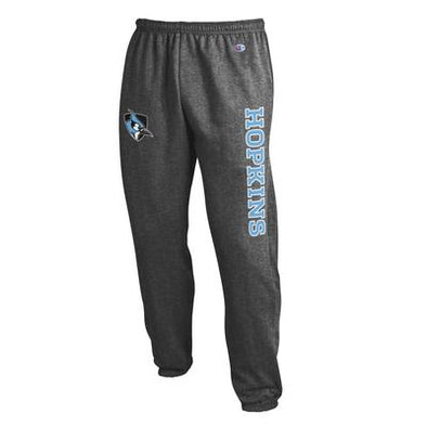Champion® Banded Bottom Sweatpants Granite