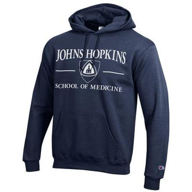"Champion ""School of Medicine"" Hooded Sweatshirt"