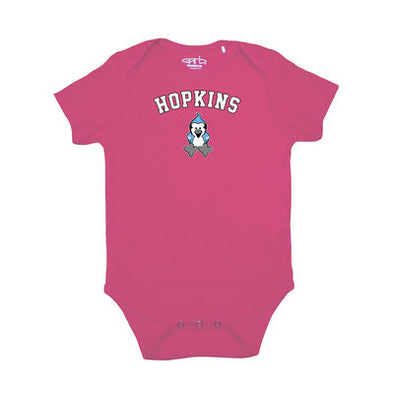 Garb Infant Bodysuit Pink