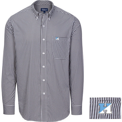 "Oxford ""Howell"" Gingham Button Down"