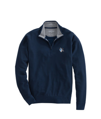 "Vineyard Vines ""Salt Water"" Quarter Zip"