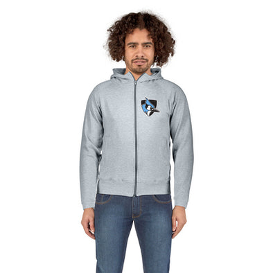 Alta Gracia Men's Fleece Full Zip
