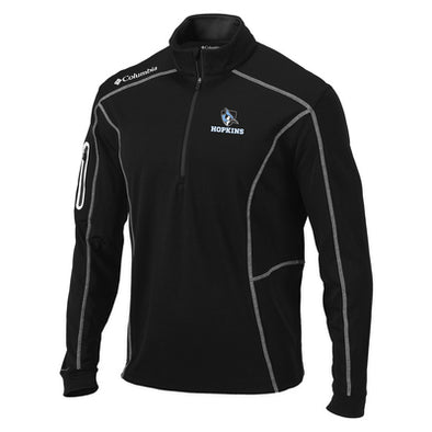 Columbia Golf Quarter Zip Black