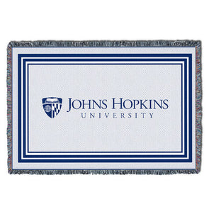 Afghan Blanket - School Name