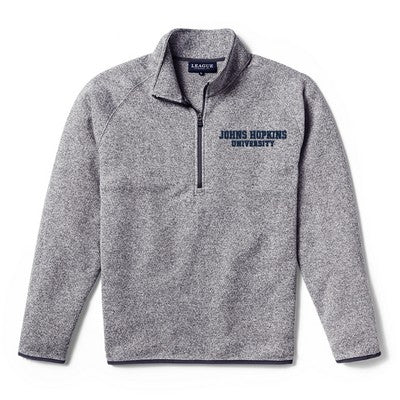 "League ""Saranac"" Quarter Zip"
