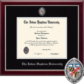 Church Hill ''Masterpiece'' Diploma Frame