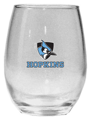 Campus Crystal Stemless Wine Glass