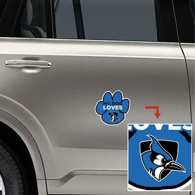 CDI ''My Dog Loves...'' Car Magnet