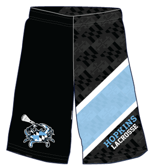 Fit2Win ''LAX Crab'' Design Dryflex Shorts