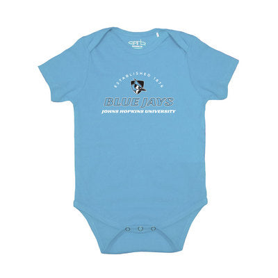 Garb Infant Short Sleeve Onesie Blue Jays
