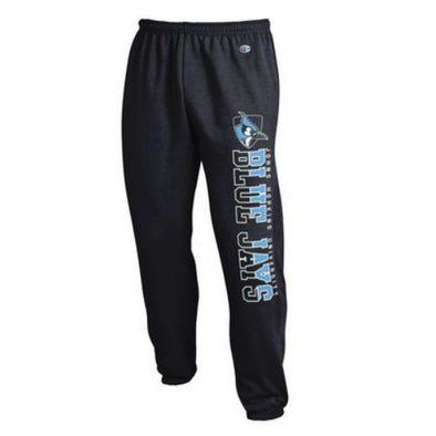 Champion® Banded Bottom Sweatpants Black