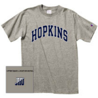 Champion® Arched ''Hopkins'' Short Sleeve Tee Oxford