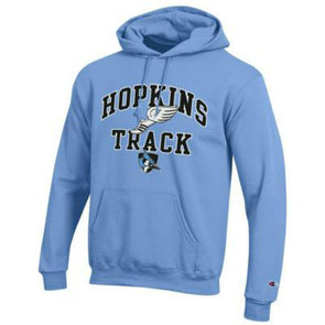 Champion® Hopkins Track Fleece Hoodie