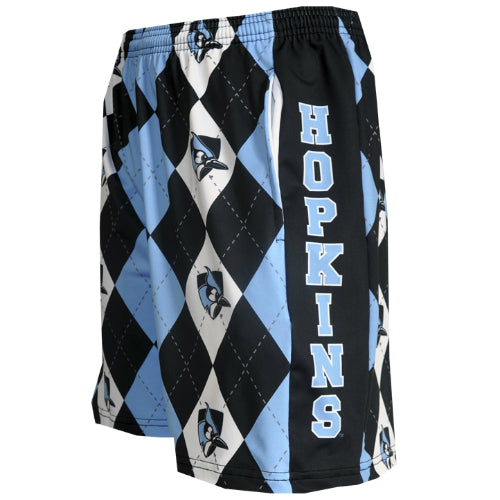 Fit2Win Dryflex ''Argyle'' Design Hopkins Shorts