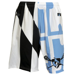 Fit2Win Dryflex ''Flag'' Design Lacrosse Shorts