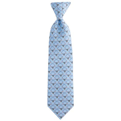 Vineyard Vines Hopkins Lacrosse Tie Blue
