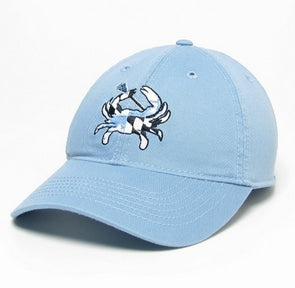 Legacy Youth Lacrosse ''Crab'' Hat Light Blue