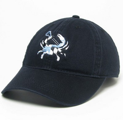 Legacy Youth Lacrosse ''Crab'' Hat Black