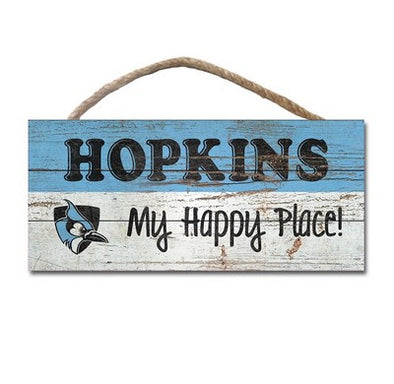 Legacy ''My Happy Place'' Hanging Sign