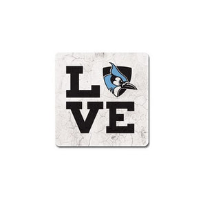 LegacyHome Blue Jay ''Love'' Coaster