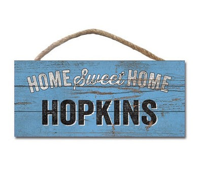 LegacyHome ''Home Sweet Home'' Wood Plank Hanging Sign