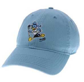 Legacy ''NAG'' Women's Lacrosse Blue Jay Hat Light Blue