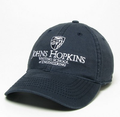Legacy Whiting School of Engineering ''Official Logo'' Hat
