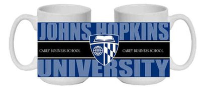Carey Business School Ceramic Mug 15 oz.