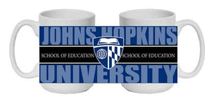 School of Education Ceramic Mug 15 oz.