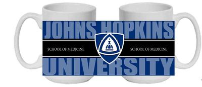 School of Medicine Ceramic Mug 15 oz.