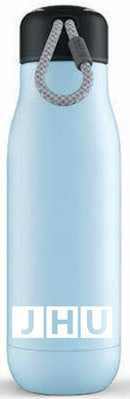 Nordic ''Zoku'' Stainless Steel Water Bottle Light Blue