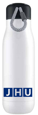 Nordic ''Zoku'' Stainless Steel Water Bottle White