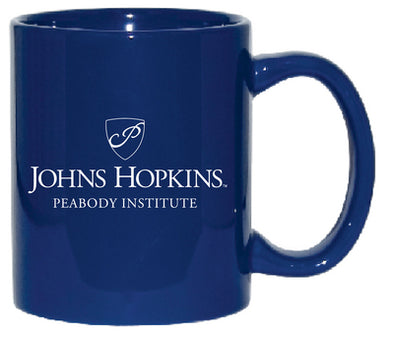 Nordic Peabody ''Official Logo'' Mug Dark Blue
