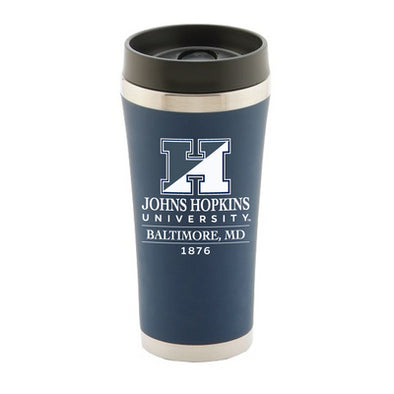 RFSJ ''JV'' Travel Tumbler 16 oz. Navy