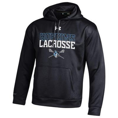 Under Armour Men's Storm Performance Fleece Hoodie Lacrosse