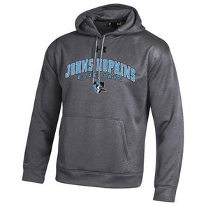 Under Armour Men's Storm Performance Fleece Hoodie Blue Jays