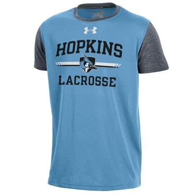 Under Armour Adult Cotton Performance Tee Lacrosse