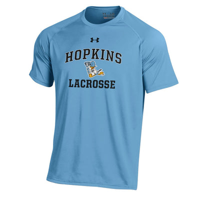 Under Armour ''NAG'' Lacrosse Tech Tee Light Blue