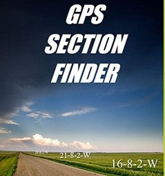 Western Canada Quarter Section Maps for Garmin GPS