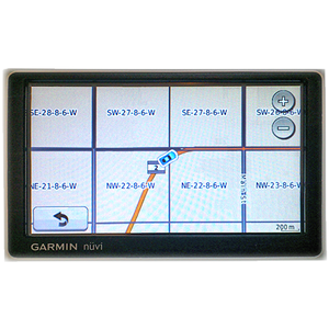 USA PLSS Quarter Section Maps for Garmin GPS