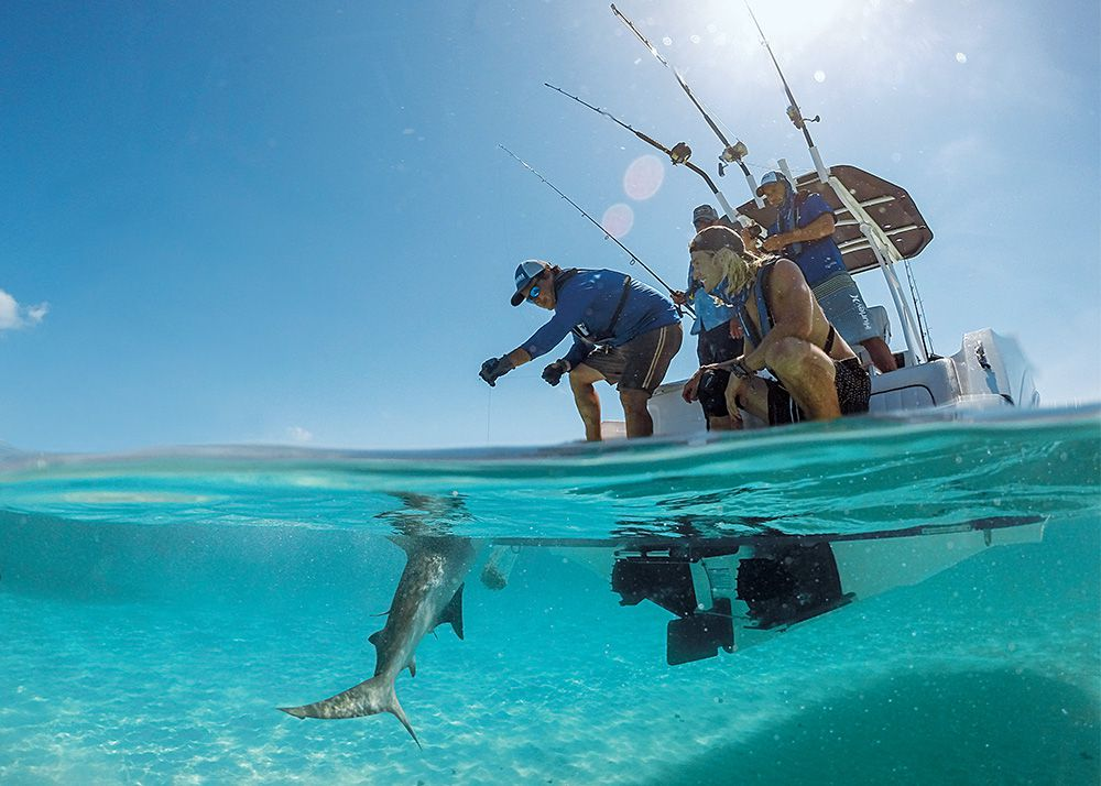 Why Kayaking and Fishing in the Bahamas is An Angler's Dream!