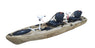 BKC PK14 Tandem Kayak with Trolling Motor - Brooklyn Kayak Company