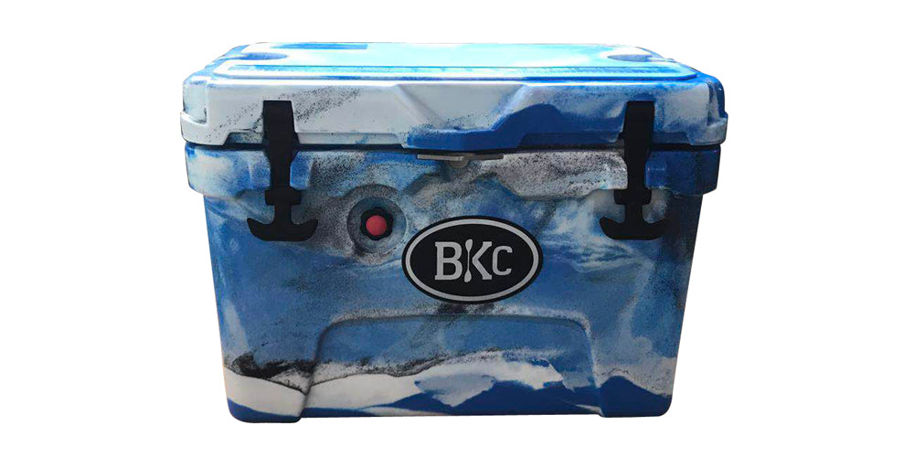 BKC RC291 Multi-Day Camping and Fisherman's Cooler